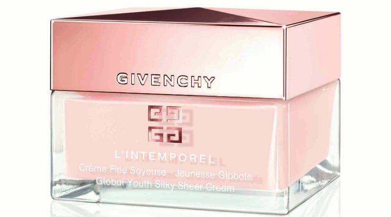 Mister Radiant e Skincare L'Intemporeal Givenchy - Clube das Comadres