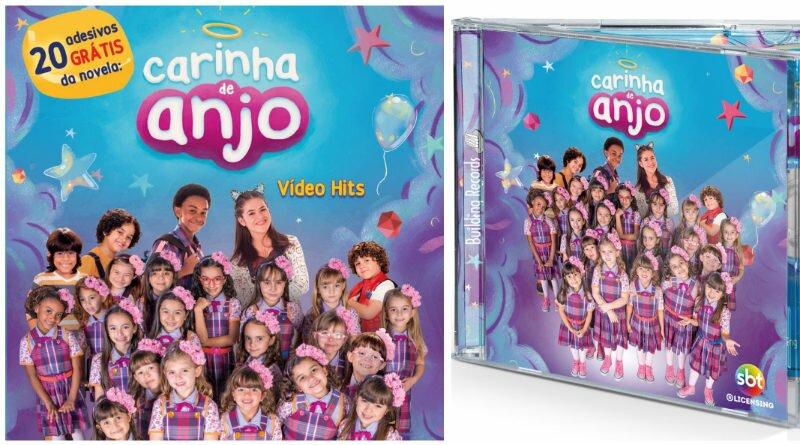 Carinha de Anjo - CD- DVD - Novela