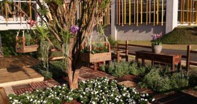 Paisagista mostra jardim da casa de Ana Hickmann - Clube das Comadres
