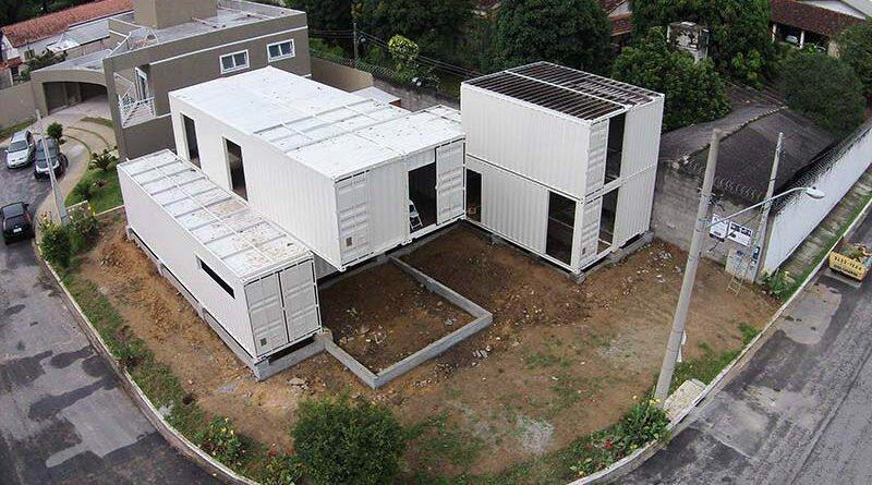 casas container-sao-forte-tendencia-no-brasil-clube-das-comadres