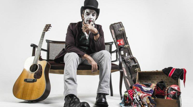 Teatro Mágico Voz e Violão com Fernando Anitelli- Clube das Comadres