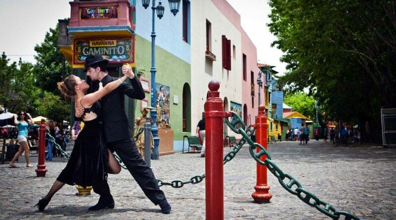 Buenos Aires-tango-turismo