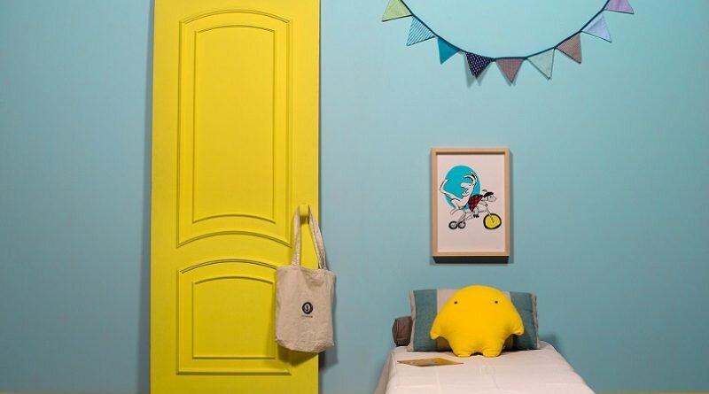 quarto infantil-decoração-cores