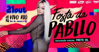 Pabllo Vittar leva festa itinerante pelo Brasil afora
