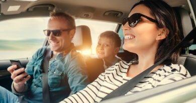 Viagens de carro-família-dicas