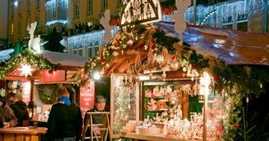 Natal na Europa- bazar-presentes - viagem