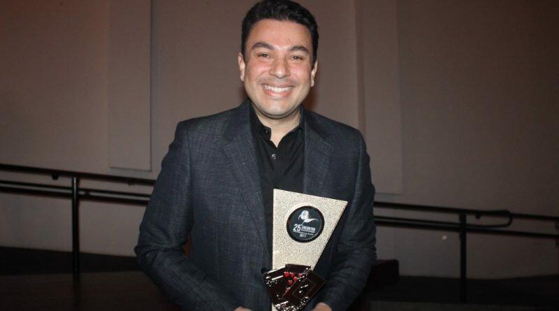 Robson Jassa- hairstylist-premiado-homenagem