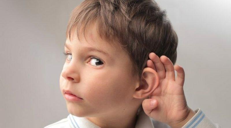 Desordem-audição-criança-surda