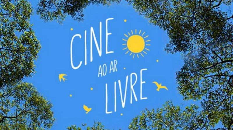 Cine ao Ar Livre - Praça Ayrton Senna - São Paulo