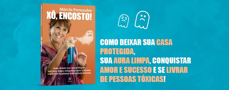 Márcia Fernandes - livro- globo