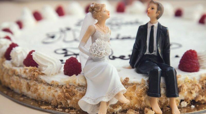 Ganho de peso - noivos - casamento