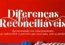 Livro Diferenças Reconciliáveis chega ao Brasil
