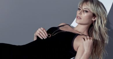 Paolla Oliveira é a estrela da joalheria Monte Carlo
