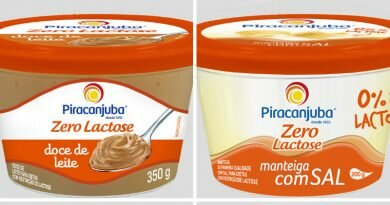 Piracanjuba Zero Lactose: manteiga e doce de leite