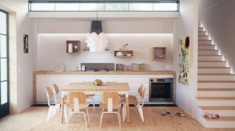 pisos laminados - decoração - limpeza