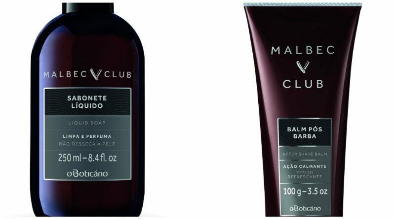 Malbec Club - lançamento - masculino - o boticario