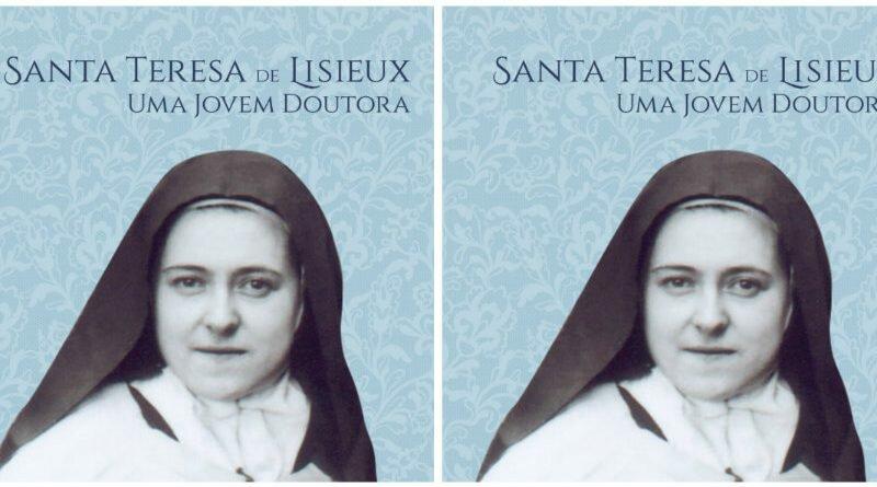 SantaTeresa de Lisieux - livro - santa terezinha