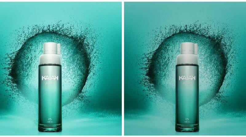 Kaiak Aero Feminino, novo perfume da Natura