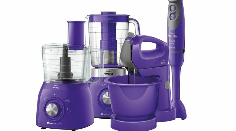 Philips Walita - Ultra Violet - cozinha