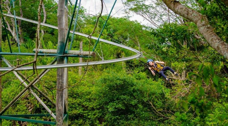 turismo de aventura - brotas - sky river - aventura - turismo