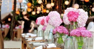 Casamento no campo é tendência e pede flores
