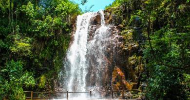 Cachoeiras de Brotas para relaxar nas férias